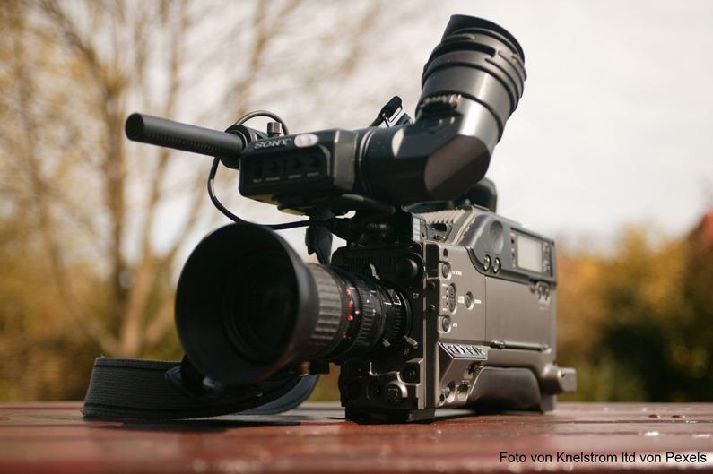 Das breite Medienfeld hält die verschiedensten Möglichkeiten bereit